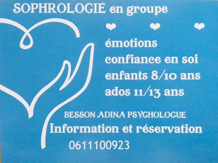 Sophrologie Enfant et Adolescent